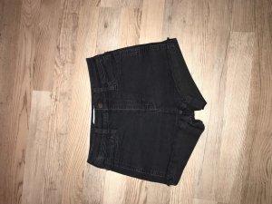 Hollister Denim Shorts black