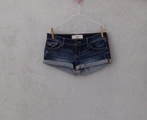 HOLLISTER kurze Jeanshose