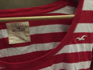Hollister Langarm Shirt