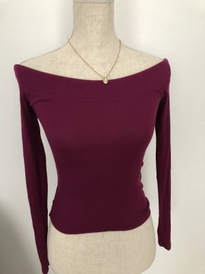 Hollister Jersey púrpura-violeta