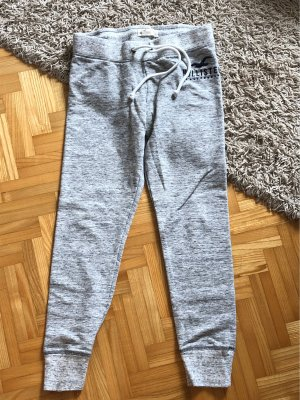 Hollister Legging blanc-gris clair
