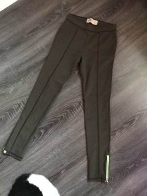 Hollister Leggings Hose Khaki