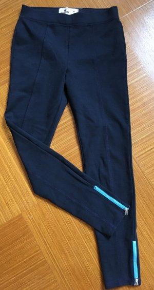 Hollister Leggins dunkelblau Gr M/38