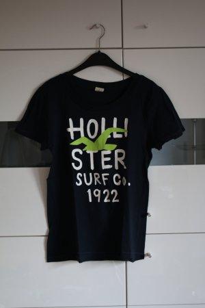 HOLLISTER Logo-T-Shirt - UNGETRAGEN!