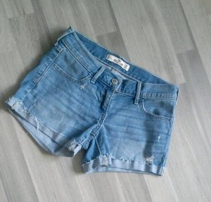 Hollister Low Rise Jeans Shorts