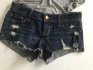 Hollister low rise waist Jeans Shorts US3 26 34/36