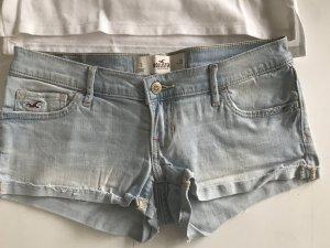 Hollister low rise waist Jeans Shorts US3 26 wie 34/36