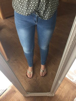 Hollister Low Waist Jeans Leggins 28x31