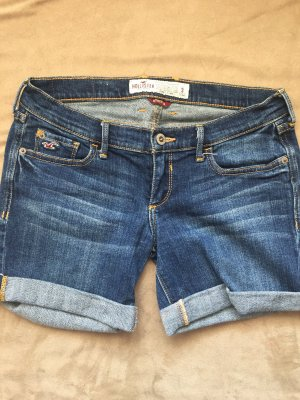 Hollister low waist shorts.