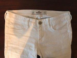 Hollister LowRise Super Skinny Jeans Weiß XS