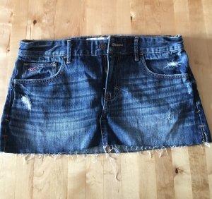 Hollister Gonna di jeans blu scuro