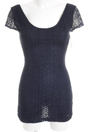 Hollister Minikleid dunkelblau Party-Look