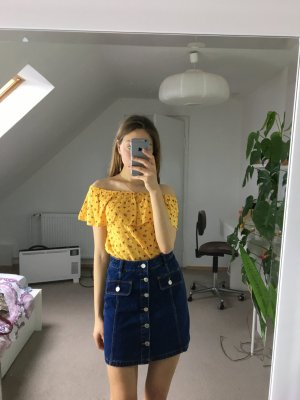 Hollister Off the shoulder top veelkleurig