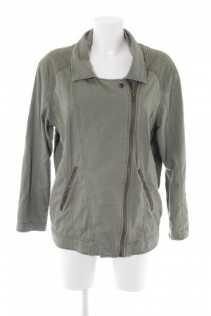 Hollister Outdoorjacke grüngrau Casual-Look