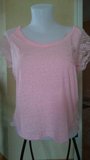 Hollister Oversized shirt rosé