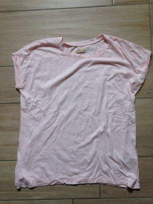 Hollister Oversized T-Shirt Größe S hellrosa