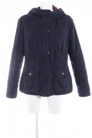 Hollister Parka dunkelblau Casual-Look