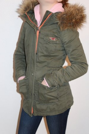 Hollister winterjacke xs