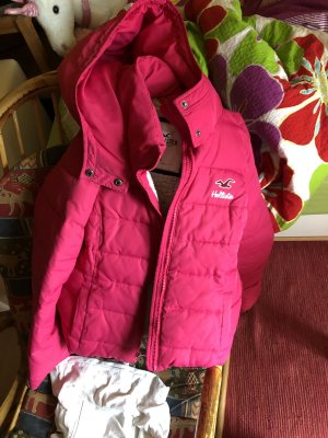 Hollister Down Jacket multicolored