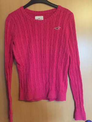Hollister Pulli in pink