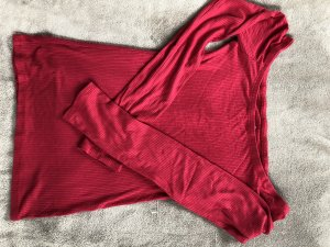 Hollister Sweater carmine-dark red