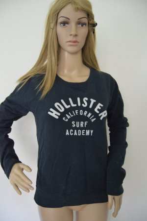 Hollister Pullover gr.M dunkelblau
