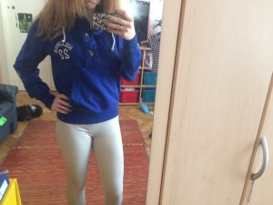 Hollister Pullover in Blau