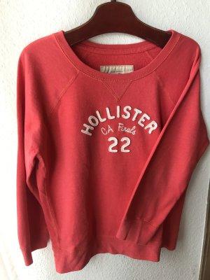Hollister Pullover Korallenrot