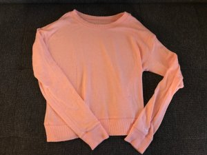 Hollister Pull sans manches orange fluo-orange clair