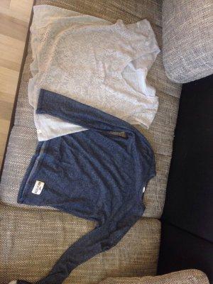Hollister Pullover + T Shirt NEU!