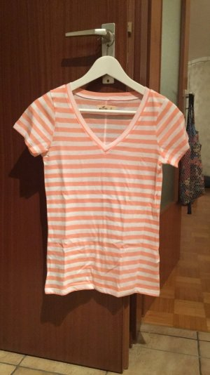 Hollister Ringel T-Shirt