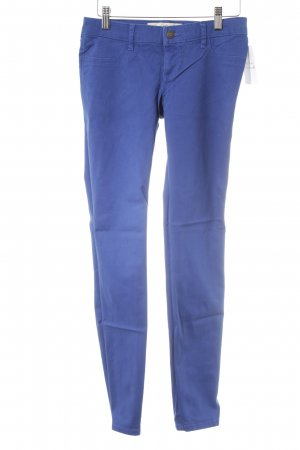 Hollister Röhrenhose blau Casual-Look