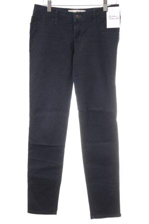 Hollister Jeans cigarette noir style décontracté