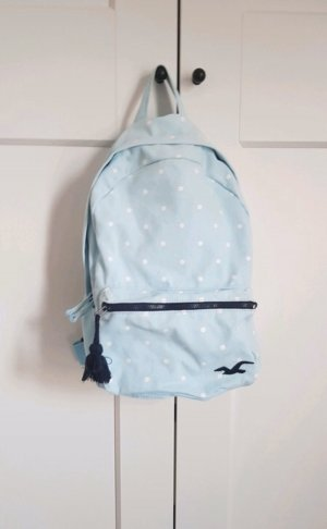 Hollister School Backpack multicolored