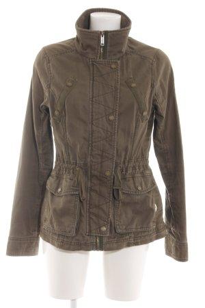 Hollister Safari Jacket bronze-colored casual look