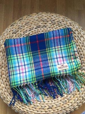 Hollister Bufanda de lana multicolor