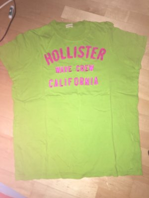 Hollister Oversized Shirt multicolored