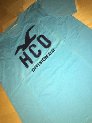 Hollister Oversized Shirt light blue