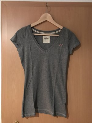 Hollister Shirt in grau