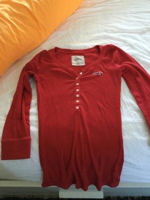 HOLLISTER Shirt Knallrot