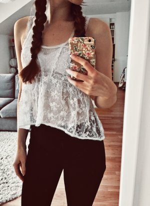 Hollister Shirt lace