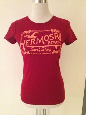 HOLLISTER Shirt - mit außergewöhnlichem Print