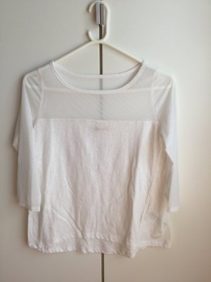 Hollister Shirt  mit Netzteil