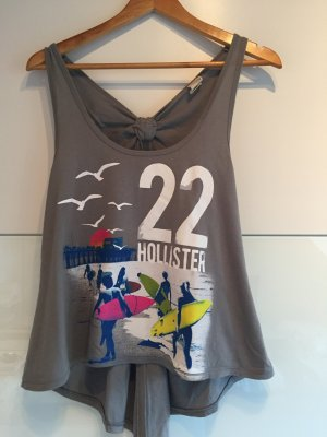 *Hollister Shirt mit Surfprint*