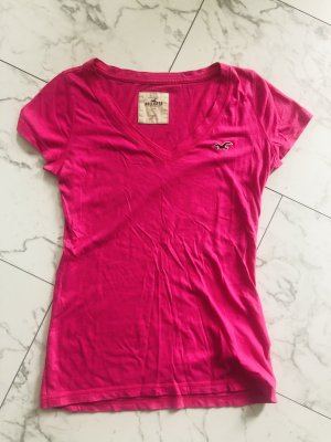 Hollister Shirt neu pink xs