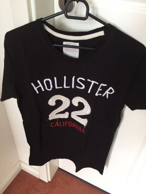 Hollister Shirt schwarz Damen Größe M