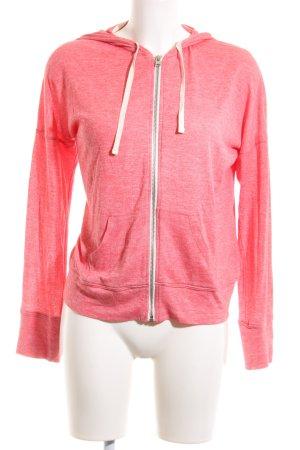 Hollister Shirtjacke pink meliert Casual-Look