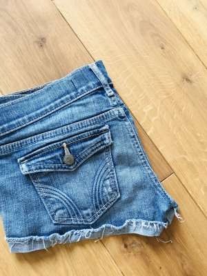 Hollister Short bleu