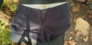 Hollister Hot pants blu scuro