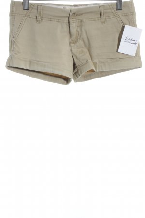 Hollister Shorts beige Casual-Look